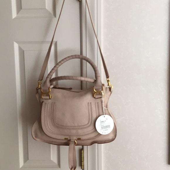 4c83dec3a2f Chloe Bags | Nude Pink Marcie Medium Bag | Poshmark